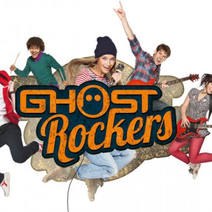ghost rockers boeken