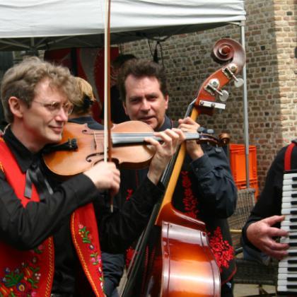 Piroska zigeuner ensemble