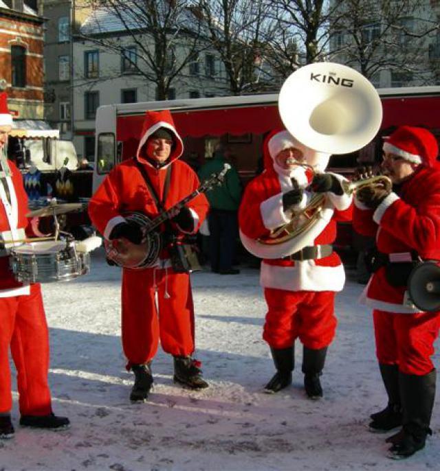 kerstmannen brigade